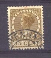 Pays-Bas  :  Mi  160 A  (o)      ,   N2 - 1891-1948 (Wilhelmine)