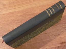 HENRI BERAUD LE VITRIOL DE LUNE ALBIN MICHEL 1921 GONCOURT 1922     RELIE - Livres, BD, Revues