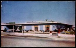 MOTEL Postcard: PALM SPRINGS, CA, Ste. Wilden Arms, 1950s Cars - Palm Springs
