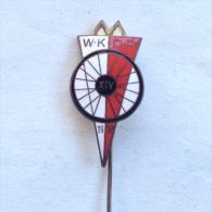 Badge / Pin (Cycling) - Poland WKDP 1957 - Cycling
