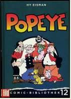 Comics-Buch  -  POPEYE  -  Von Hy Eisman / Weltbild Verlag 2005 - Spirou Und Fantasio (Spirou Et Fantasio)