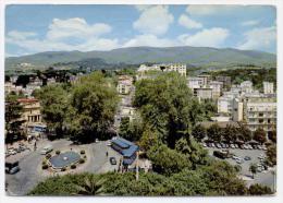 VELLETRI, PIAZZA GARIBALDI E PANORAMA, VG 1969, FORMATO GRANDE    **** - Other Cities