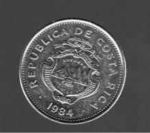 COSTA RICA -  2 Colones 1984  KM211 - Costa Rica