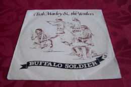 BOB MARLEY  ° THE WAILERS  / BUFFALO SOLDIER - Reggae