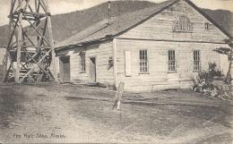 ALASKA  - ETATS UNIS - CPA INTROUVABLE De Fire Hall  - 241113 - - Sitka