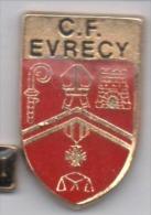 Blason De La Ville D' Evrecy , C.F. , Calvados - Città