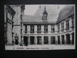 Bourges.-Palais Jacques-Coeur-Les Arcades - Centre-Val De Loire