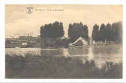 RUMST - RUMPST - Zicht Op Den Rupel (1948)b130 - Rumst