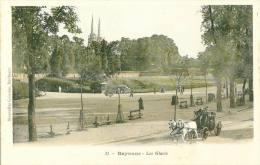 64-128 - PYRENEES ATLANTIQUES - BAYONNE - Les Glacis - Bayonne
