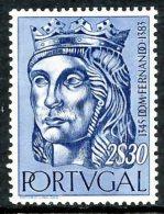 !■■■■■ds■■ Portugal 1955 AF#814** Kings 2$30 (x1254) - Ungebraucht