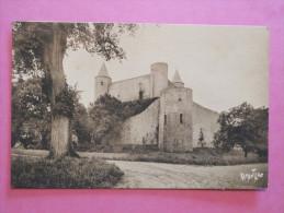 ILE DE NOIRMOUTIER - Vieux Château, Sous Les Murs Duquel D'Elbée Généralissime Des Armées Vendéennes....... - Ile De Noirmoutier