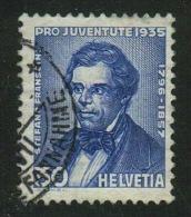 Suisse //Schweiz // Svizzera // Switzerland //  Pro-Juventute 1935 No. 76 - Pro Juventute