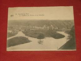 COMBLAIN AU PONT  -   Le Confluent De  L´ Ourthe  Et De L´ Amblève - Comblain-au-Pont