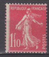 France N° 238 Neuf Avec Charnière * - 1906-38 Sower - Cameo