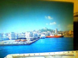 NAPOLI PORTO NAVE SHIP  CARGO  TIRRENIA  VB1985 EH2665 - Napoli (Nepel)