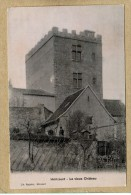 Héricourt (Haute-Saône) Le Vieux Château. - Francia