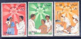 SOMALIE -  N° 80/82  ** (1968) - Somalia (1960-...)
