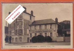 Carte Postale 89. Joigny  Hotel De L'Escargot   Trés Beau Plan - Joigny