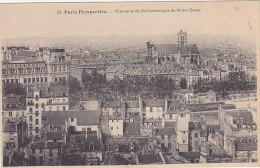 75 - Paris Perspective - Panorama De St-Gervais Pris De Notre-Dame - France