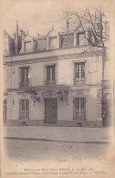 75 - Paris - Hôtel Où Est Mort Victor Hugo, Avenue Victor Hugo (précurseur) - France
