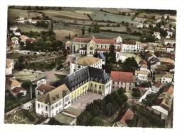 Belmont Pensionnat  Vue Aérienne - Belmont De La Loire