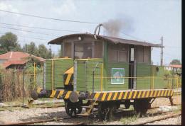 Locomotore Diesel Da Manovra - Trains