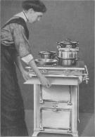 """Manuel D´utilisation Et Recettes - """"La Cuisine Au Gaz"""" - Réchauds Et Apparels Junker Et Ruh, Karlsruhe - Ca 1915 - Publicités"""