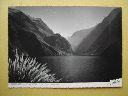 MONT DE LANS. Le Lac Du Chambon. - Otros Municipios