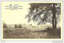 HEMIKSEM-HEMIXEM - Les Dépôts De St-Bernard - Les Bâtiments Côté Nord Et Est - Carte Défraîchie, Plis - Hemiksem
