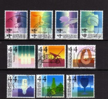 Nederland, Holanda, Serie Completa  Año 2007  Yvert Nr. Usada - Nuevos