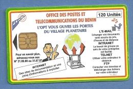 BENIN  120 U - Bénin