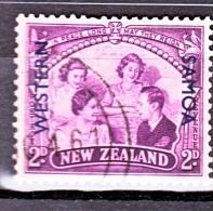 Samoa, 1946, SG 216, Cancelled - Samoa