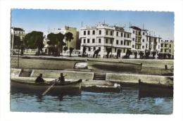 Bizerte Quai Amiral Guépratte Et L'Hotel Miramar - Tunisie
