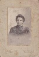 Portrait De Femme En Buste - Photogtaphe E. Borel - Boulogne - - Persone Anonimi