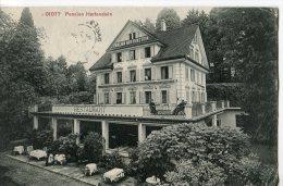 SUISSE  -  PENSION HERTENSTEIN  -  RESTAURANT - LU Lucerne