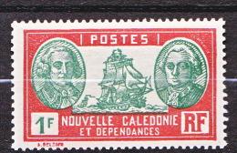 NOV-CALEDONIE  N� 184 NEUF** LUXE