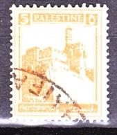 Palestine, 1927, SG 93, Used - Palestine
