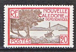 NOV-CALEDONIE  N� 145 NEUF** TB