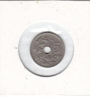 5 CENTIMES Albert I 1931 FL - 03. 5 Centesimi