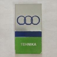 Badge / Pin (Olympic / Olimpique Mediterranean Games) - Yugoslavia Split 8th Games 1979 TEHNIKA - Olympic Games
