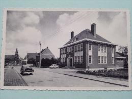 Gemeentehuis Hechtel / Anno 19?? ( Zie Foto Voor Details ) !! - Hechtel-Eksel