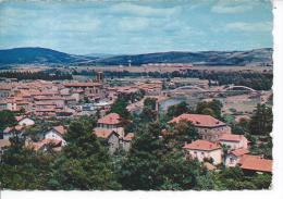 LANGEAC - Vue Générale Sur L'Allier - Langeac
