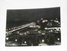 RIMINI - Lungomare Notturno - 1960 - Rimini