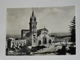 MESSINA - Piazza Duomo - 1957 - Messina
