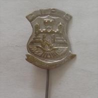 Badge / Pin (Fishing) - Yugoslavia Beograd (Belgrade) Smederevo World Championship 1957 CIPS - Badges