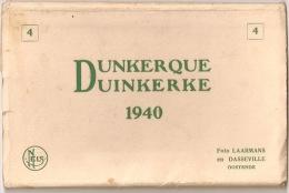 59 - DUNKERQUE - 1940 - 10 Cartes Dans Pochette +++ Vois SCANS +++ NELS #4 - Foto Laarmans En Dasseville, Oostende +++++ - Dunkerque