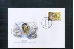 Slowenien / Slovenia 2000 Mineral   FDC - Minerals