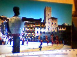 AREZZO GIOSTRA DEL SARACINO VB1970 50 L SIRACUSANA PERFIN SINGOLO EH2696 - Arezzo