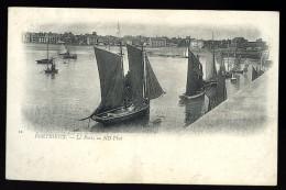 Cpa Du  22  Portrieux   Le Port    THO11 - Saint-Quay-Portrieux
