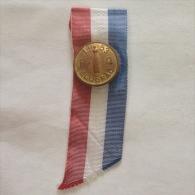 Badge / Pin (Bowling) - Yugoslavia Beograd (Belgrade) World Championship 1953 - Bowling